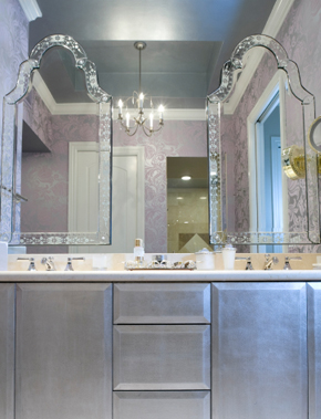 Bathroom Mirrors Richmond Va mirrors in richmond | budget glass company full service glass and